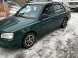 Hyundai Accent 2003 года за 1 600 000 тг. в Жезказган – фото 2