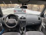 Hyundai Accent 2003 года за 1 600 000 тг. в Жезказган – фото 5