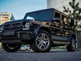 Mercedes-Benz G 63 AMG 2015 года за 33 500 000 тг. в Алматы