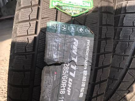 R18 285/60 Комплект новой резины Липучки за 30 000 тг. в Алматы – фото 3