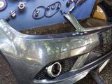 Передний бампер на дорестайл AMG W204 за 187 625 тг. в Алматы – фото 2