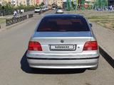BMW 523 1999 года за 2 700 000 тг. в Нур-Султан (Астана) – фото 4
