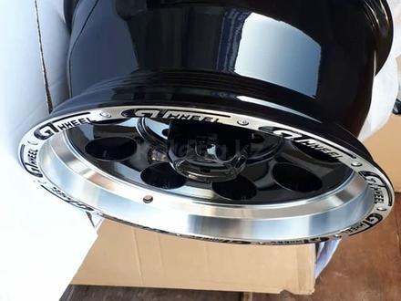 Комплект дисков OFF ROAD 16/5/114.3/8j/et 0 за 200 000 тг. в Нур-Султан (Астана)