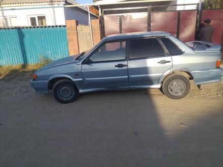 ВАЗ (Lada) 2115 (седан) 2003 года за 750 000 тг. в Тараз – фото 3