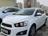 Chevrolet Aveo 2014 года за 3 495 000 тг. в Алматы