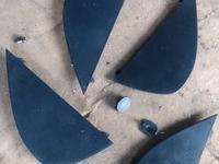 Заглушки панели мазда 6 за 3 000 тг. в Караганда