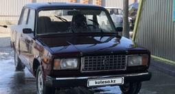 ВАЗ (Lada) 2107 2008 года за 750 000 тг. в Туркестан