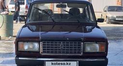 ВАЗ (Lada) 2107 2008 года за 750 000 тг. в Туркестан – фото 2