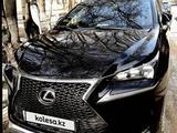 Lexus NX 200t 2015 года за 15 500 000 тг. в Усть-Каменогорск