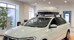 Volkswagen Polo Origin 2021 года за 7 090 000 тг. в Нур-Султан (Астана)