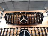 Mercedes-Benz w117 CLA AMG GT style решетка радиатора за 50 000 тг. в Нур-Султан (Астана)