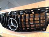 Mercedes-Benz w117 CLA AMG GT style решетка радиатора за 50 000 тг. в Нур-Султан (Астана) – фото 2