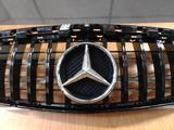 Mercedes-Benz w117 CLA AMG GT style решетка радиатора за 50 000 тг. в Нур-Султан (Астана) – фото 3
