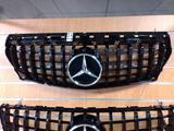 Mercedes-Benz w117 CLA AMG GT style решетка радиатора за 50 000 тг. в Нур-Султан (Астана) – фото 4