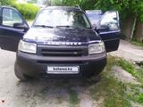 Land Rover Freelander 2002 года за 2 400 000 тг. в Алматы – фото 2