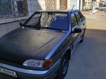 ВАЗ (Lada) 2115 (седан) 2005 года за 650 000 тг. в Степногорск – фото 4