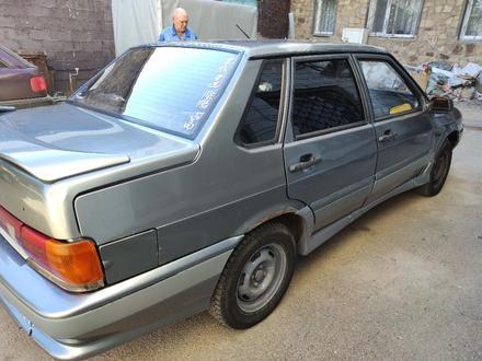 ВАЗ (Lada) 2115 (седан) 2005 года за 650 000 тг. в Степногорск – фото 9