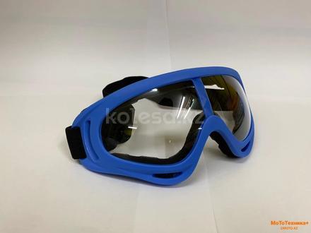 Мотоочки/горнолыжные очки/очки для спорта/мотоциклетные очки 2020 года за 4 900 тг. в Алматы – фото 2
