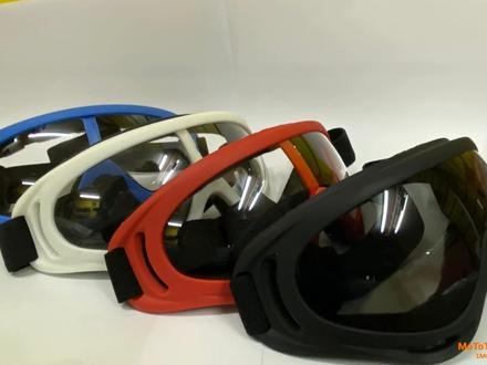 Мотоочки/горнолыжные очки/очки для спорта/мотоциклетные очки 2020 года за 4 900 тг. в Алматы – фото 3