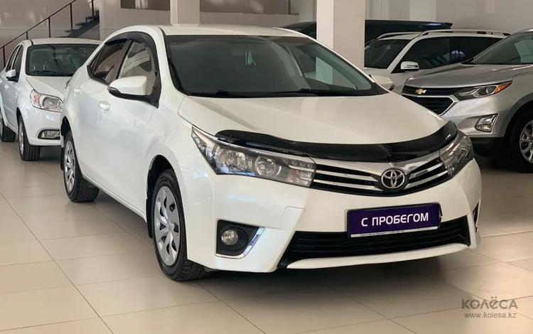 Toyota Corolla 2014 года за 5 800 000 тг. в Шымкент
