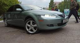 Mazda 6 2003 года за 2 600 000 тг. в Атбасар