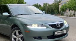 Mazda 6 2003 года за 2 600 000 тг. в Атбасар – фото 3