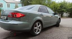Mazda 6 2003 года за 2 600 000 тг. в Атбасар – фото 4