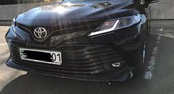 Toyota Camry 2018 года за 10 799 999 тг. в Нур-Султан (Астана)