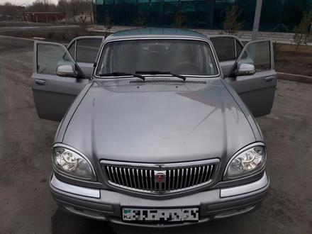 ГАЗ 31105 (Волга) 2008 года за 1 280 000 тг. в Караганда – фото 7