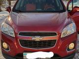 Chevrolet Tracker 2014 года за 6 500 000 тг. в Нур-Султан (Астана)