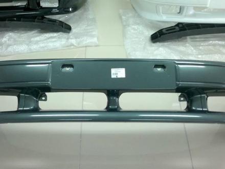 Бампера на ВАЗ 2114 крашенные в цвет кузова за 18 500 тг. в Костанай – фото 3