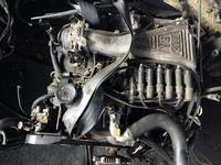 Двигатель 6G72 на Митсубиси Монтеро Cпорт 24 Valve. 3.0 Бензин за 340 000 тг. в Алматы