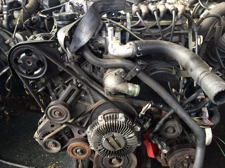 Двигатель 6G72 на Митсубиси Монтеро Cпорт 24 Valve. 3.0 Бензин за 340 000 тг. в Алматы – фото 2