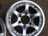 Легкосплавные диски R15 на Toyota Hilux (Китай 6*139.7 ЦО111 6, 5J за 70 000 тг. в Нур-Султан (Астана) – фото 4