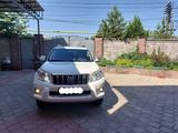 Toyota Land Cruiser Prado 2011 года за 13 700 000 тг. в Алматы – фото 3