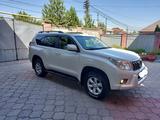 Toyota Land Cruiser Prado 2011 года за 13 700 000 тг. в Алматы – фото 5