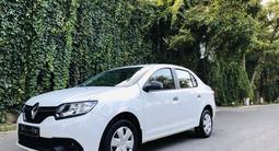 Renault Logan 2018 года за 4 000 000 тг. в Шымкент – фото 4