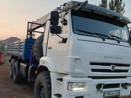 КамАЗ  43118 2018 года за 32 000 000 тг. в Алматы – фото 3