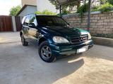 Mercedes-Benz ML 320 1998 года за 2 748 000 тг. в Шымкент
