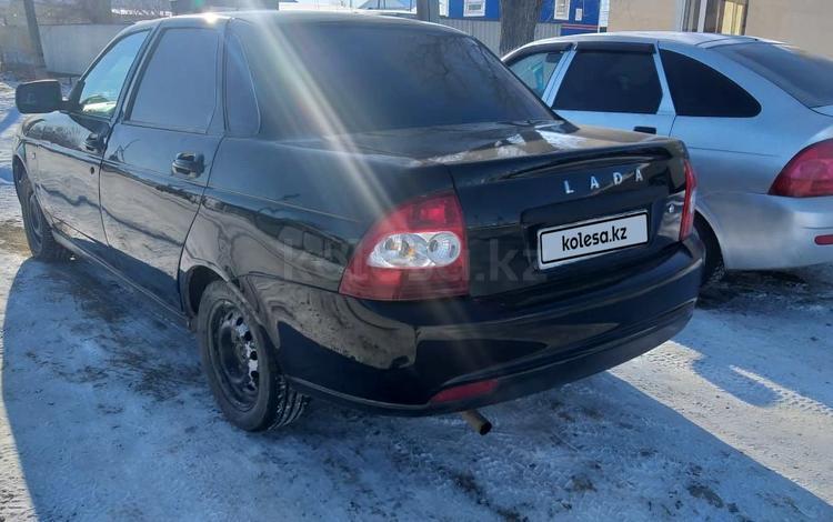 ВАЗ (Lada) 2170 (седан) 2012 года за 1 400 000 тг. в Кызылорда