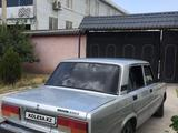 ВАЗ (Lada) 2107 2010 года за 1 200 000 тг. в Шымкент – фото 2