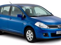 Капот Nissan Tiida Versa 07-14 новый за 55 000 тг. в Караганда