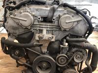 Двигатель Nissan Murano 3, 5 за 450 000 тг. в Алматы