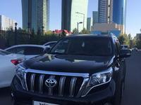 Toyota Land Cruiser Prado 2013 года за 15 500 000 тг. в Нур-Султан (Астана)