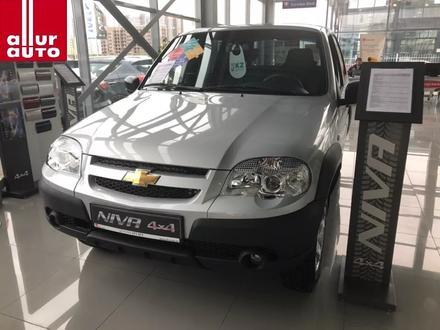 Chevrolet Niva 2019 года за 5 199 000 тг. в Нур-Султан (Астана)