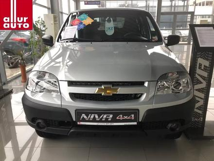 Chevrolet Niva 2019 года за 5 199 000 тг. в Нур-Султан (Астана) – фото 2