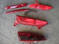 Катафот отражатель бампер левый правый Hyundai Accent за 10 000 тг. в Караганда