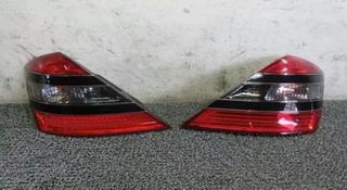 Оригинальные задние фонари на Mersedes S Class W221 за 50 000 тг. в Алматы