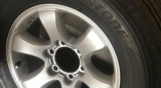 Новые шины фирмы Bridgestone! за 400 000 тг. в Алматы