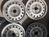 Железные диски 4-114/3 за 20 000 тг. в Темиртау